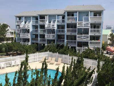 Carolina Beach Condo/Townhouse For Sale: 101 Sea Oats Lane #D22