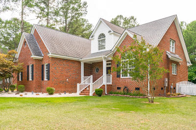 Winterville Single Family Home Active Contingent: 104 Berkshire Drive