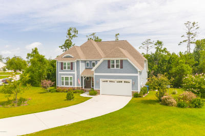 Single Family Home For Sale: 100 Sweet Grass Trail