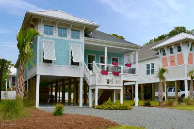 Oak Island Single Family Home For Sale: 103 NE 42nd Street