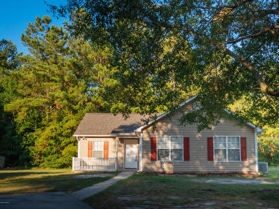Belville Single Family Home For Sale: 240 Flatwoods Court SE