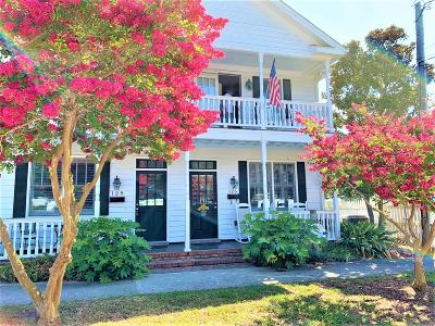 Beaufort Condo/Townhouse For Sale: 126 Ann Street