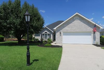 Brunswick Plantation Single Family Home For Sale: 294 Ravennaside Drive NW