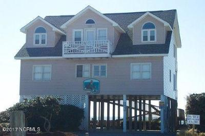 Holden Beach Island, Holden Beach Mainland Single Family Home For Sale: 101 Ocean Boulevard W