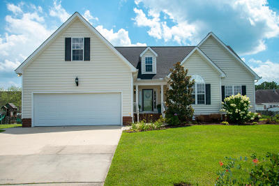 Winterville Single Family Home For Sale: 2616 S Chatham Court