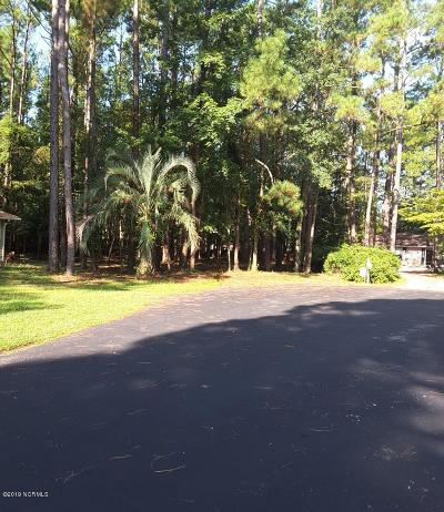Carolina Shores Residential Lots & Land For Sale: 13 E Pine Court