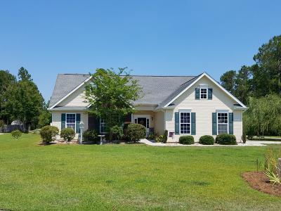 Shallotte Single Family Home For Sale: 708 Jura Court