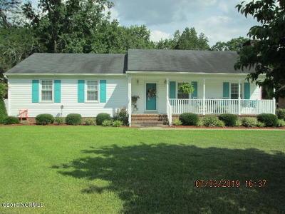 Edgecombe County Single Family Home For Sale: 409 Wayne Avenue