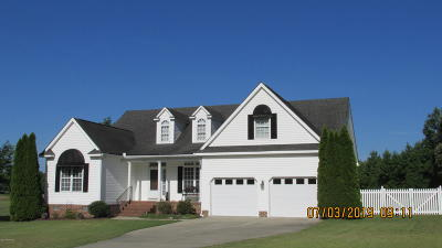 Nash County Single Family Home Active Contingent: 390 Shellcastle Road
