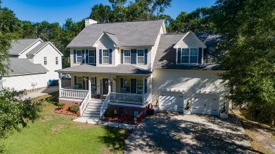 Sneads Ferry Single Family Home For Sale: 151 Bayshore Drive