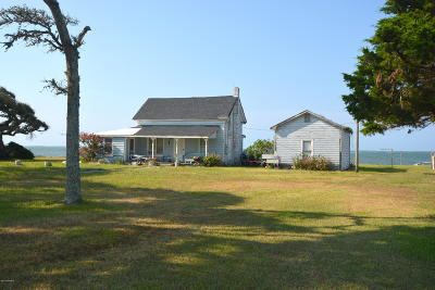Harkers Island NC Single Family Home Pending: $375,000