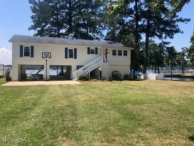 Chocowinity Single Family Home For Sale: 32 E Bayside Drive
