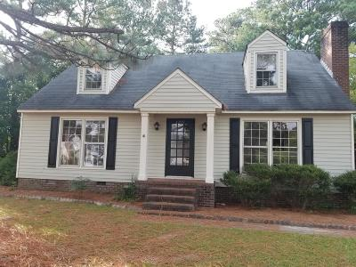 Edgecombe County Single Family Home For Sale: 1202 West Hills Drive
