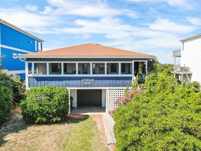 Caswell Beach Single Family Home For Sale: 428 Caswell Beach Road