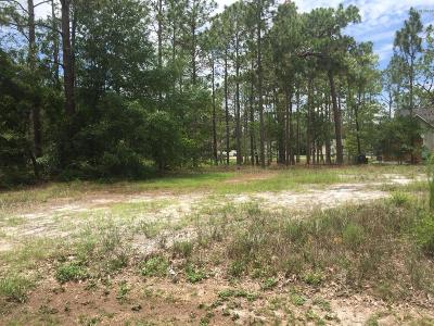 Boiling Spring Lakes Residential Lots & Land For Sale: L 92 & 93 Cottage Lane