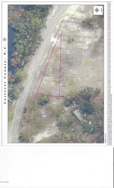 Atlantic Residential Lots & Land For Sale: 331 Core Sound Loop Road