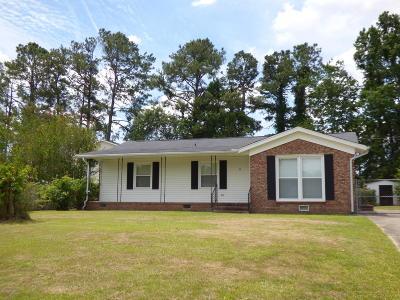 Jacksonville Single Family Home For Sale: 28 Berkshire Drive