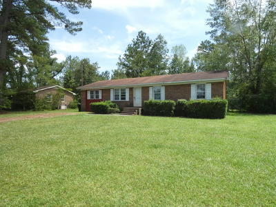 Single Family Home For Sale: 1185 Ramsey Road