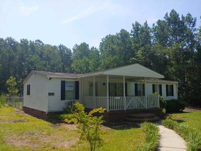 Shallotte Manufactured Home For Sale: 424 Paradise Lane SW