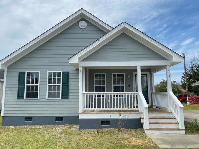 Beaufort NC Single Family Home For Sale: $205,000