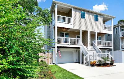Carolina Beach Condo/Townhouse For Sale: 1508 Pinfish Lane #2