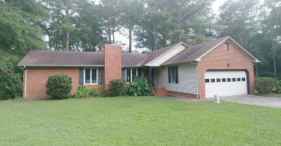 River Bend Single Family Home For Sale: 284 Gatewood Drive
