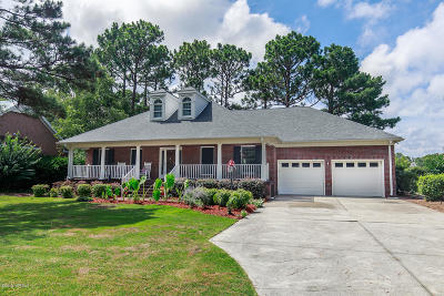 Southport Single Family Home For Sale: 3450 Beaver Creek Drive SE