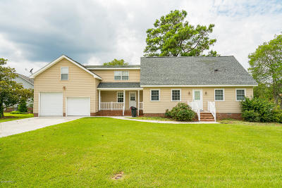 New Bern Single Family Home For Sale: 1305 Caracara Drive
