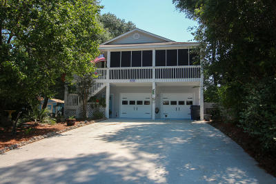 Oak Island Single Family Home For Sale: 238 NE 37th Street