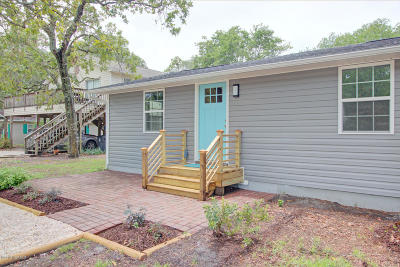Oak Island Single Family Home For Sale: 129 NE 38th Street