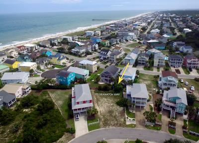 Kure Beach Residential Lots & Land For Sale: 173 Seawatch Way