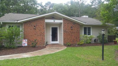 Carolina Shores Single Family Home For Sale: 2 Arden Place