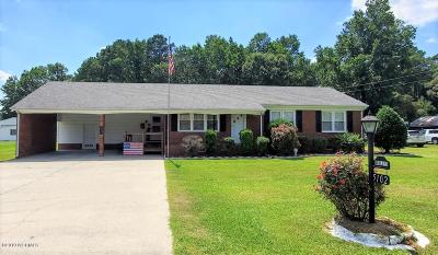 Greenville Single Family Home For Sale: 5102 S Nc-43