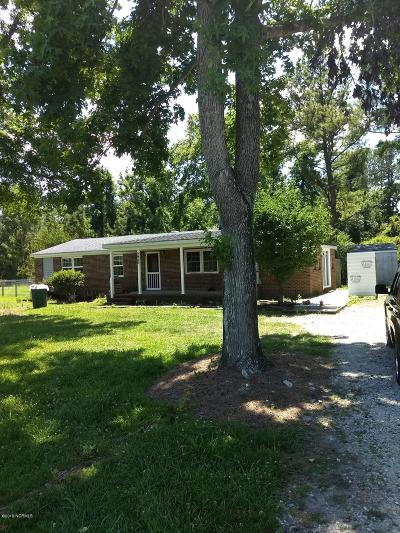 New Bern Single Family Home For Sale: 5455 County Line Road