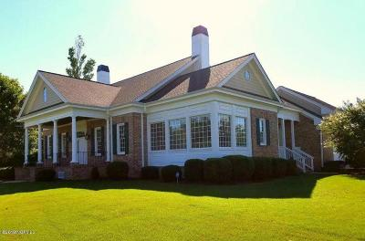 Nash County Single Family Home For Sale: 738 Chimney Hill Way