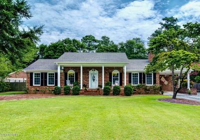 Wilmington NC Single Family Home For Sale: $600,000
