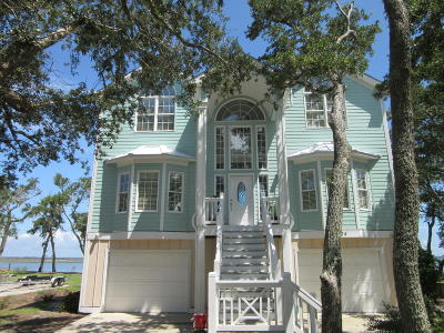 Emerald Isle Single Family Home For Sale: 224 N Shorewood Drive