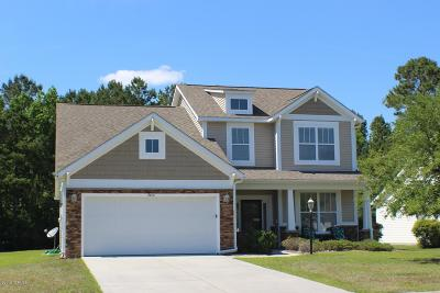 Calabash NC Single Family Home For Sale: $249,900