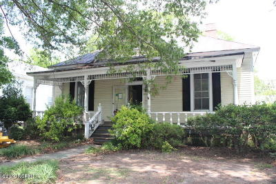 Edgecombe County Single Family Home For Sale: 903 St Patrick Street