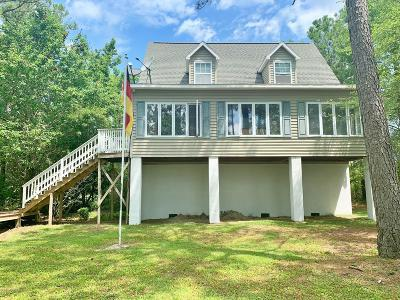 Havelock NC Single Family Home For Sale: $225,000