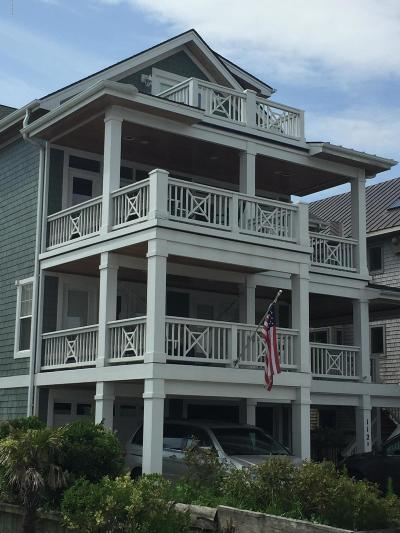 Wrightsville Beach Condo/Townhouse For Sale: 112 S Lumina Avenue #B
