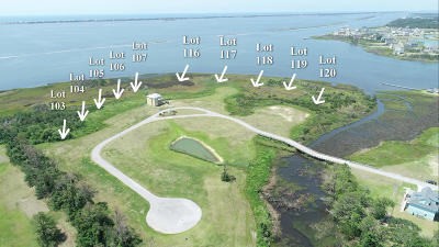 Newport Residential Lots & Land For Sale: 618 Fishermans Point