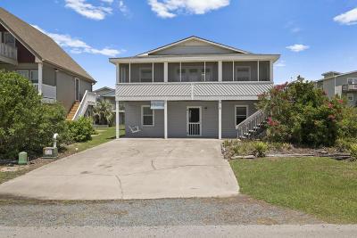 Holden Beach Island, Holden Beach Mainland Single Family Home For Sale: 318 Brunswick Avenue W
