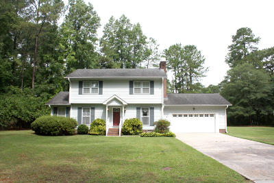 Greenville Single Family Home For Sale: 1616 Oxford Court