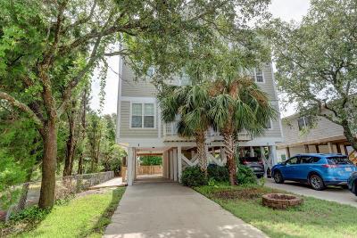 Carolina Beach Condo/Townhouse For Sale: 1505 Swordfish Lane #1