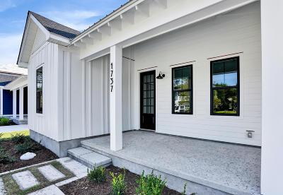 Kure Beach Single Family Home For Sale: 1737 Pinfish Lane
