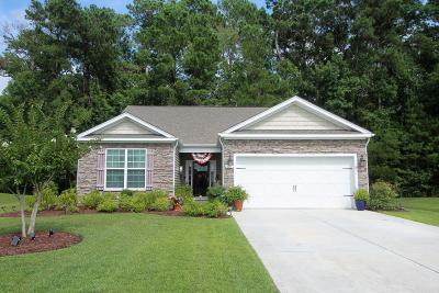 Calabash Single Family Home For Sale: 208 Cable Lake Circle