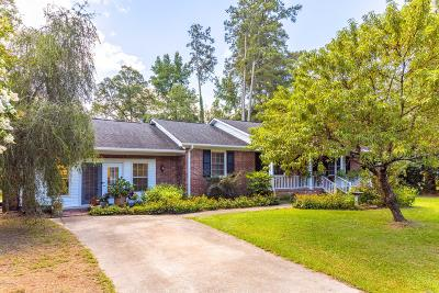 Greenville Single Family Home For Sale: 112 Pineridge Drive