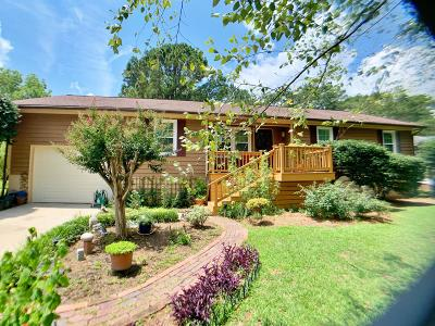 New Bern Single Family Home For Sale: 713 Plantation Drive
