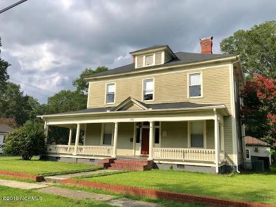 Edgecombe County Single Family Home For Sale: 813 St Patrick Street